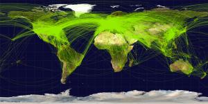 De kommersiella flygresornas historia 2